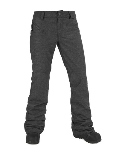 Volcom Snowboard Pantolonu Siyah
